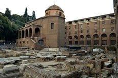 В Риме обнаружены остатки, возможно, самого древнего городского храма