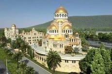 Храм в Сочи распишут в стиле Виктора Васнецова