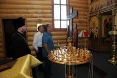 В татарском селе восстановили первый из сожженных храмов