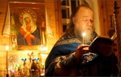 На Валааме освящена новая домовая церковь в честь иконы Пресвятой Богородицы «Умиление»