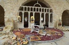Боевики осквернили христианскую церковь святой Марии в сирийском Ябруде