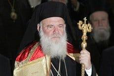 Афинский архиепископ Иероним II поблагодарил Русскую Церковь за помощь нуждающимся грекам