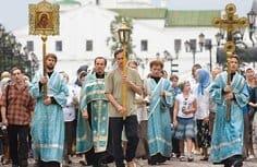 В день Казанской иконы Божией Матери верующие Татарстана молились о мире