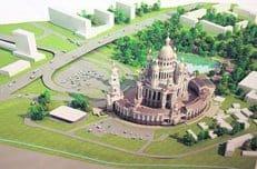 В Киеве обсудили планы строительства кафедрального собора Украинской Православной Церкви