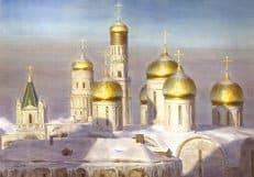 В Москве открывается выставка, посвященная святым местам православия