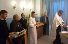 Японский борец Токаши Киши принял православие