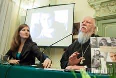 В культурном центре на Покровке презентовали книгу о монахине-разведчице