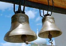 Патриарх Кирилл передал в дар Иерусалимской Церкви колокола