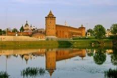 Коломенский кремль стал одним из двух победителей конкурса «Россия-10»