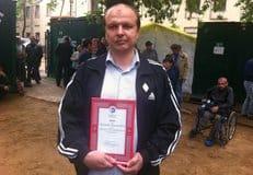 Организатор приюта для бездомных в Костроме выиграл конкурс имени Надежды Монетовой