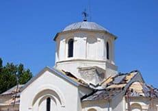 Русская Церковь сожалеет по поводу очередного нападения на православный храм в Косове