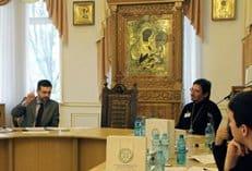 В Кишиневе проходят курсы повышения квалификации для сотрудников епархиальных пресс-служб