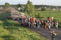 Всероссийский крестный ход с мощами князя Владимира завершится в Калининграде