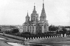 В Красноярске восстановят крупнейший храм Сибири