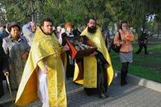 В Украине начался крестный ход продолжительностью в полгода