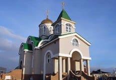 На острове Кунашир открыли православный храм