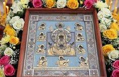 Чудотворная икона Курская-Коренная «Знамение» впервые прибудет на Дальний Восток