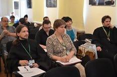 В Таллине открылись курсы повышения квалификации для сотрудников пресс-служб и церковных СМИ прибалтийских епархий