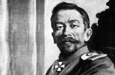 В Краснодаре открыли памятник «белому» генералу Лавру Корнилову