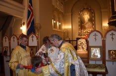 В столице Исландии впервые отслужили две пасхальные православные литургии