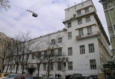 К 2015 году в Москве восстановят епархиальный дом, где проходил Поместный Собор 1917 года