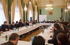 Представители христианских Церквей просят новые власти Украины не вмешиваться в жизнь религиозных организаций