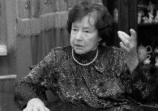 В Петербурге скончалась народная артистка СССР Людмила Макарова