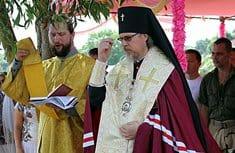 В Камбодже заложили новые православные храмы