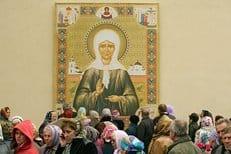 На родине блаженной Матроны Московской создадут ее музей