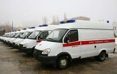 В Москве могут пустить медицинское маршрутное такси