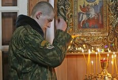 В Чечне открылись первые молельные комнаты для православных полицейских