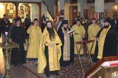 В Волгограде молятся об упокоении погибших в результате теракта