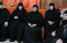 Похищенные сирийские монахини освобождены