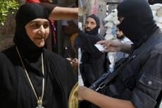 С похищенными сирийскими монахинями утрачена связь