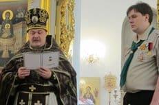 Мужчина, спасавший утопающих, удостоен Патриаршей награды