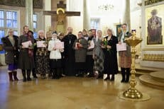 Служба помощи «Милосердие» выпустила 15 дипломированных православных нянь