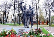 Во Франции почтили память французских и советских воинов, павших в борьбе с фашизмом