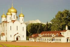 В столичном районе Люблино возведут храмовый комплекс в честь апостола Андрея Первозванного
