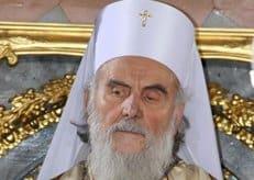 Патриарх Сербский Ириней не согласен с решением властей страны окончательно отказаться от Косово