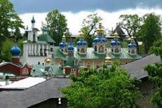 Открылась новая версия сайта Псково-Печерского монастыря