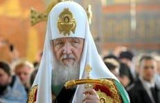 Патриарх Кирилл призвал людей не поклоняться политическим идолам