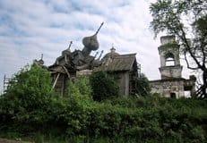 На Вологодчине отреставрируют уникальную деревянную церковь XVIII века