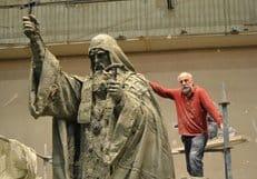 В проект памятника святому патриарху Ермогену внесли последние изменения