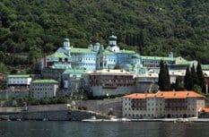 Русский Свято-Пантелеимонов монастырь на Афоне должны восстановить к концу 2014 года