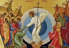 Православные христиане празднуют Светлое Христово Воскресение