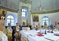 Предстоятели Православных Церквей помолились о мире в Украине