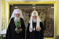 Прошла братская встреча Предстоятелей Русской и Болгарской Церквей