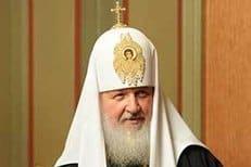 Патриарх Кирилл поздравил с Рождеством Христовым Церкви, отмечающих праздник 25 декабря