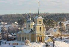Завершилась реконструкция старейшей каменной церкви Петрозаводска