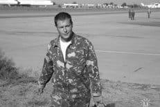 Ценой жизни пилот СУ-25 увел падающий самолет от населенного пункта